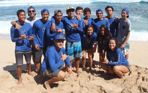 Maui Warriors ride season's last waves