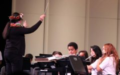 KSM band program conducts final concert