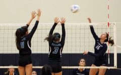 Warriors dive past rivals Nā Aliʻi in girls volleyball