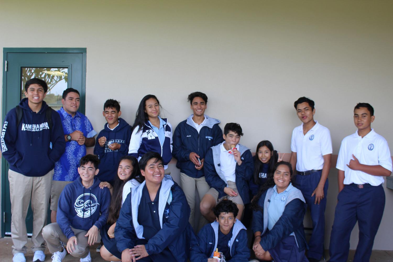 Freshmen+get+to+know+their++classmates+through+their+senior+siblings%27+friend+groups.