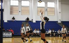 JV girls volleyball overcome Sabers