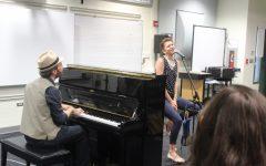 Jazz duo visits KSM