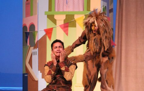 'Androcles,' fun musical plays this weekend, next