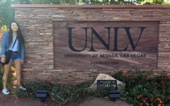 My college visit: University of Nevada, Las Vegas