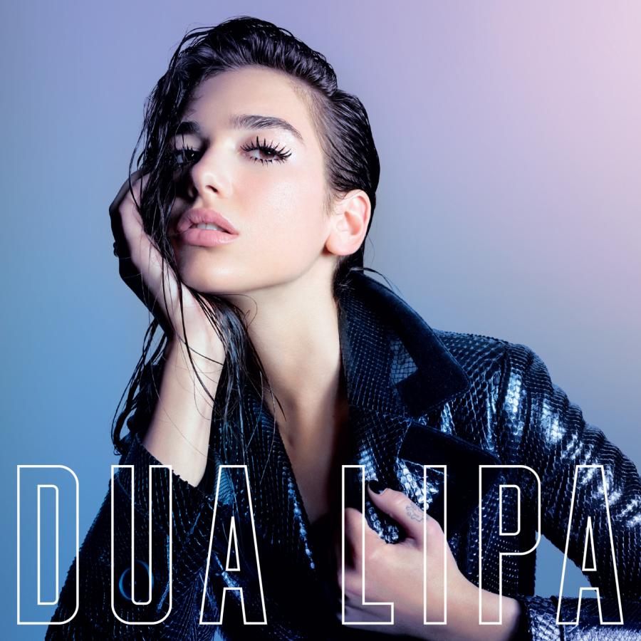 Dua Lipa's album cover