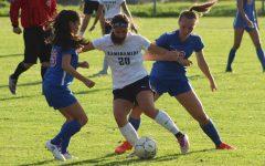 Girls Soccer: Warriors thwart Spartans
