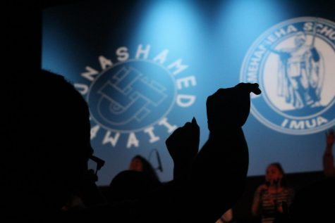 'Unashamed' worship concert brings island youth groups to KSM