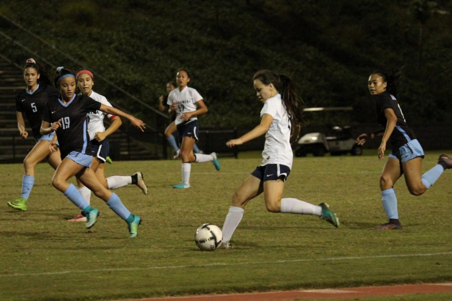 Girls Soccer: Warriors tie against Bears