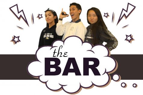 The BAR: A podcast by three struggling teenagers.