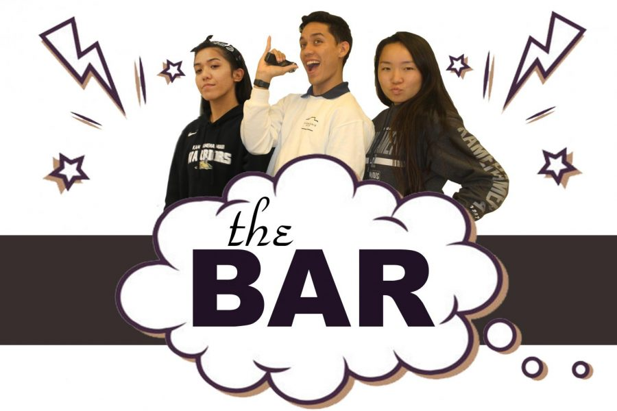 The BAR: May 22, 2018