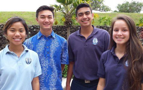 Ka Papa Lama yields four 2018 valedictorians