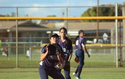 Softball: Warriors use season as building year