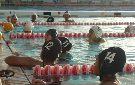 Water Polo: Underclassmen learn the ropes