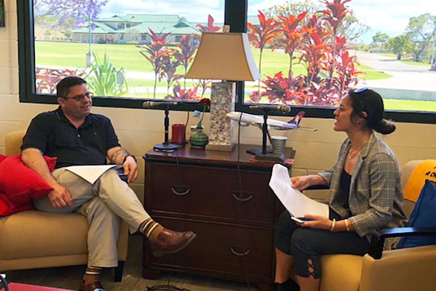 Episode 8: Poʻo Kula Parker shares his story, vision