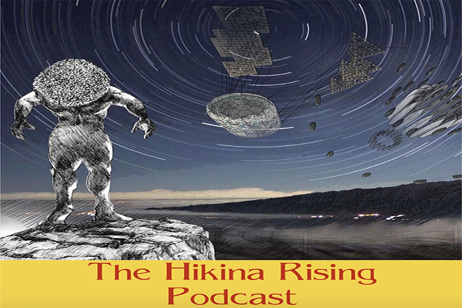 Hikina Rising is a Kamehameha Maui podcast series that features KS staff, current and former students, and interesting members of the community with a goal of enlightening and uplifting the schoolʻs lāhui by tapping into the talents and expertise of its human resources.
