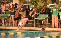 Boys Swimming qualifies for HHSAA tourney